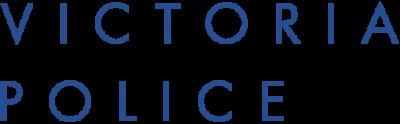 Logo - Victoria Police Text