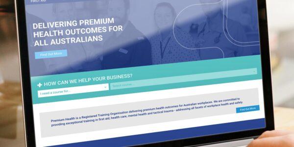 Premium Health - 2020 Website Launch